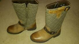 Girls Next Boots Size 1