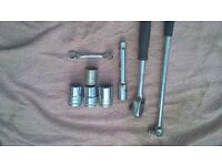 Selection of Britool tools