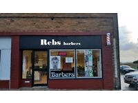 barbershop/hairdressing with beauty room business for sale