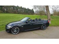 BMW 325i M SPORT CONVERTIBLE