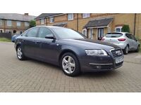 Audi A6 SALOON 2.0 TDI SE Saloon 4dr Diesel Manual (159 g/km, 138 bhp) MOT JUN 2017 2F KEEPERS