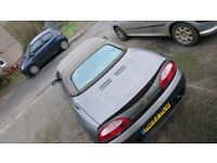 MG TF 1.8 Petrol, 2004, 2DR, 135bhp