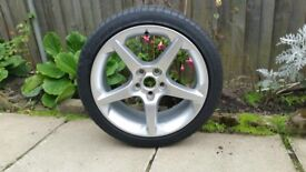 Brand New 19 inch 5 spoke alloy for Vauxhall Insignia