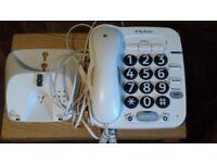 BT Big Button 100 telephone