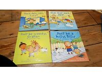 Children's Books - Cautionary Tales