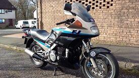 Yamaha FJ1200 (3xw) 1991 for sale.