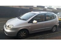 Silver Automatic Chevrolet Tacuma 2007 Just £600.00!!!