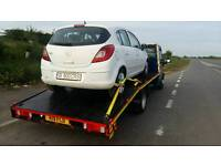 Car recovery services in cambridgeshire