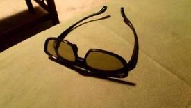 Panasonic 3d glasses ×4