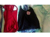 Size 8 girls tops