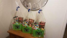 Easter Baskets, Minecraft, Unicorn, Trolls, Disney Cars, Baby