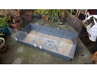 Rabbit/guinea pig cage for sale, great condition