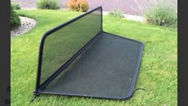 Saab 9-3 Convertible Wind deflector