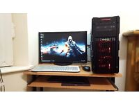Ultra Fast Gaming PC Quad Core i5 Microsoft Windows10 Pro 16GB RAM GTX 750Ti 1TB HDD
