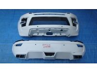 RANGE ROVER EVOQUE STARTECH BUMPERS FRONT and BACK. Evoque Parts: Engine, Gearbox,Seats,Module,Wheel