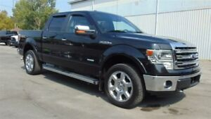 2013 Ford F-150 SUPERCREW LARIAT 4X4 - ECOBOOST