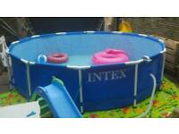 12ft swimming pool