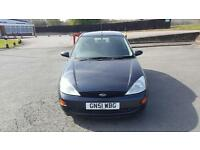Ford Focus 1.6 5 doors very good condition 1 year MOT