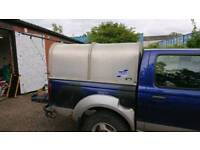 Ifor Williams top for Nissan Navara D22