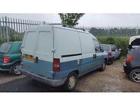 Peugeot expert van 1998. Spares or repair