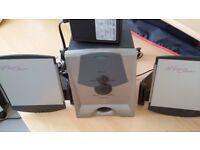 Miss Slim Flat speaker system