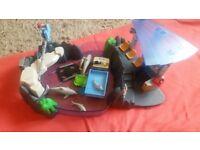 Playmobil dophin set