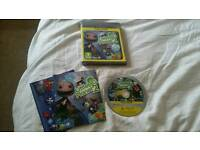 Ps3 game little big planet 2