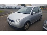 VW Lupo 1.0 2005 Silver GREAT FIRST CAR