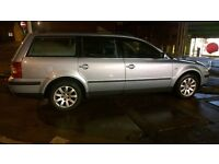 Vw Passat Estate 1.9 TDi 12 months MOT £800
