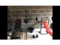 Perfect gym starter set