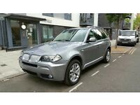 BMW X3 2.5 SI M SPORT FULL LOADED MINT CONDITION