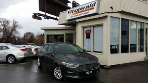 2015 Ford Fusion SE - BACK-UP CAM! BLUETOOTH!