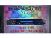 Vocal-Star VS-800 HDMI Multi Format Karaoke Recording Player