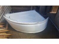 Quarter bath 1500×1000mm