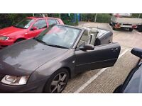 Saab 93 Vector Convertible AUTOMATIC leather seats Diesel