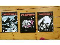 TORPEDO TPB 1 to 3