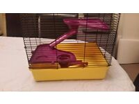 Hamster Cage - sold subject to collection