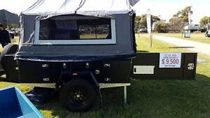 $7699 Indep-Suspension Ranger Commando V2 Off-Road Camper Pooraka Salisbury Area Preview
