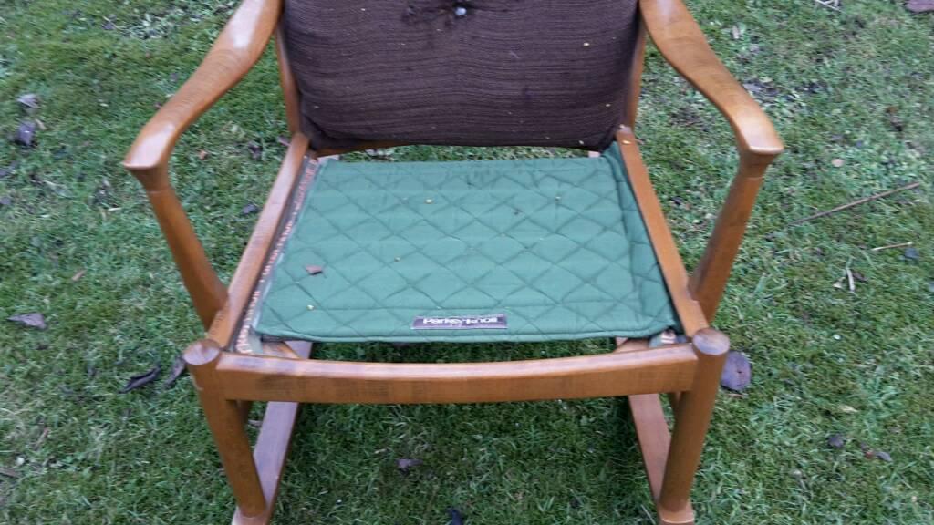 Parker Knoll Vintage Rocking Chair