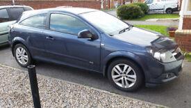 Vauxhall Astra 1.6 i 16v SXi Sport Hatch 3dr, 59 plate, Next MOT 22/10/2018, Registered 31/12/2009