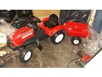 boys toy tractor