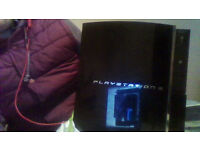 PS3 60GB Console for sale - no controller