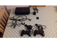 Playstation 2 (with accessories)