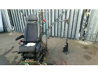 Turney mobility electric car seat