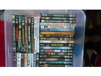 Dvd's. 50p each or 12 for £5. See all pics