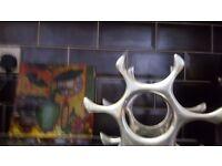 Wine rack Metal /Aluminium