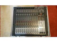 Behringer Xenyx X2442USB Mixer With Flightcase.