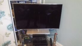 Samsung Series 7 40inch Smart 3D Tv and 3D bluray player