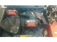 BOSCH BRUSHLESS 36V COMPACT HAMMER DRILL GBH36V-EC PROFFESIONAL