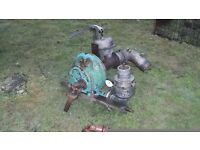 Wright Rain PTO driven water pump - £475 plus vat £570